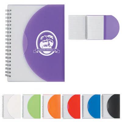 13 X 18Cm Spiral Notebook