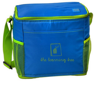 COLB30 12-Can Cooler With Mesh Pockets
