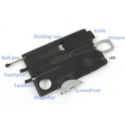 CRT001 Credit Card Tool