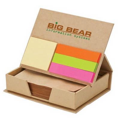 Eco Post-It Notes Box