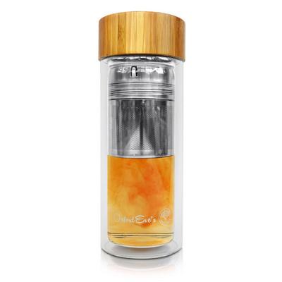 GLASS05 Glass Tea Infuser Bottle