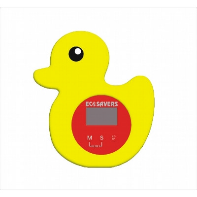 LIFE26 Digital Shower Timer Duck Shape
