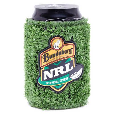 Fake Grass Stubby Cooler