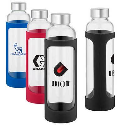 600Ml Dalton Glass Water Bottle