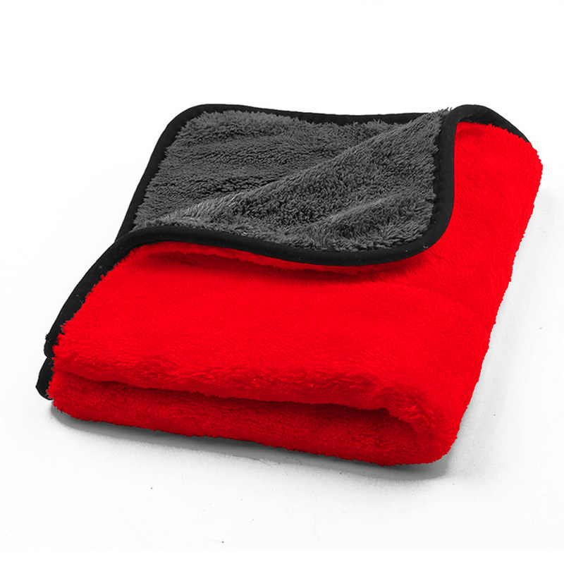 Super Thick Microfiber Car Cleaning Cloths