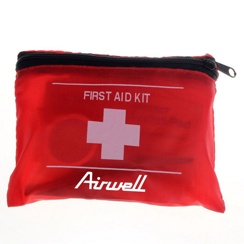 Mini Emergency Survival First Aid Kit