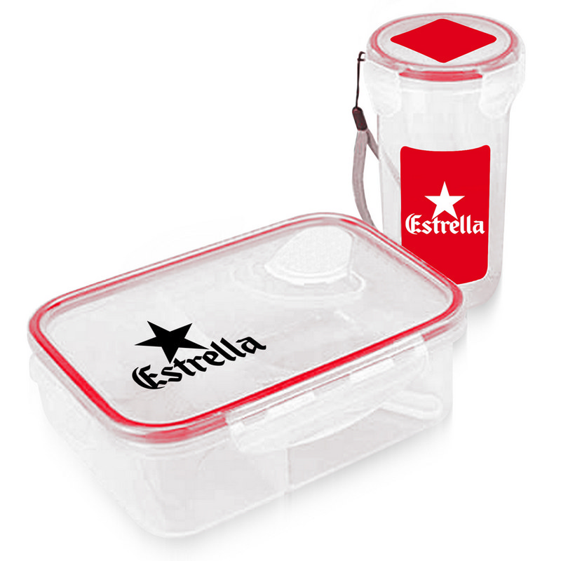 Airtight Food Container With Shaker