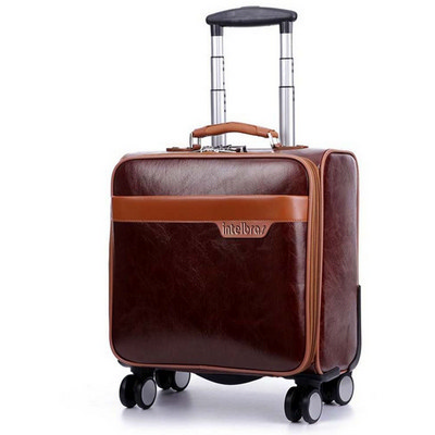 Business Casual Board Chassis Suitcase