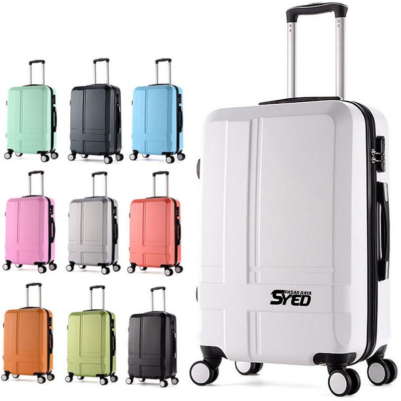 Hardside Luggage Trolley Suitcase