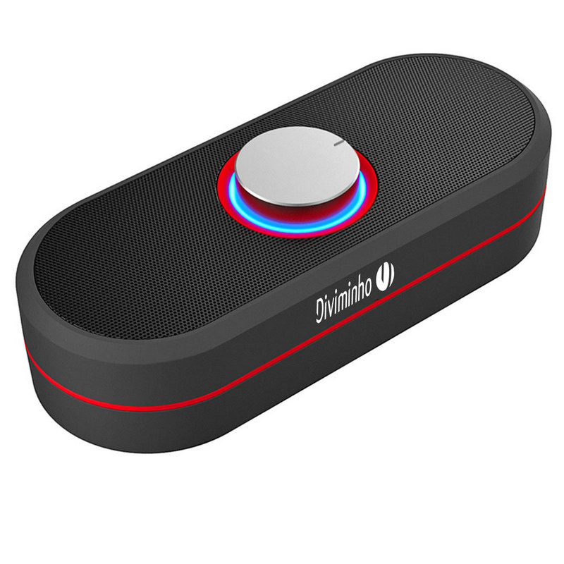 2.1 Stereo Dual Speaker Sound Box With Nfc Bluetoo