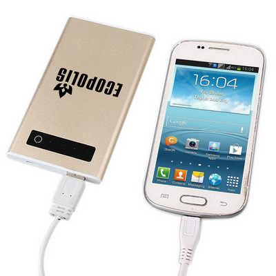 10000Mah Touch Screen External Power Bank