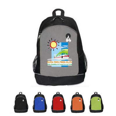 600D Poly Celebration School Backpack