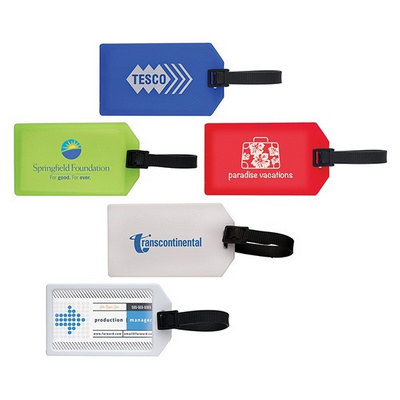 OCC26 Business Card Luggage Tag