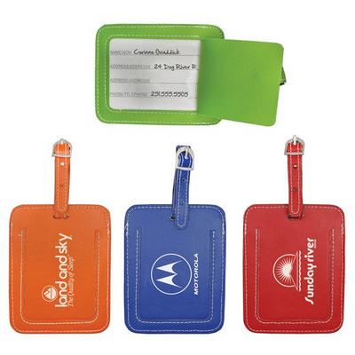 OCC35 Frequent Flyer Luggage Tag