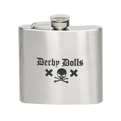 180Ml Stainless Steel Flask