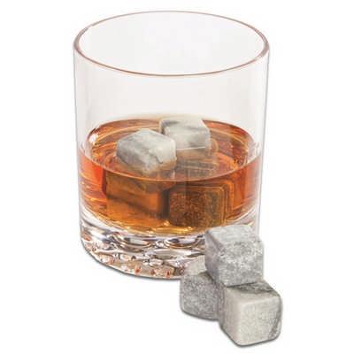 Rock-Ice Cubes - Set Of 9 Cubes