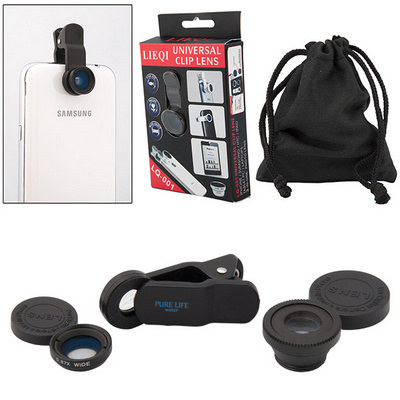 Clip-On Phone Camera Lenses