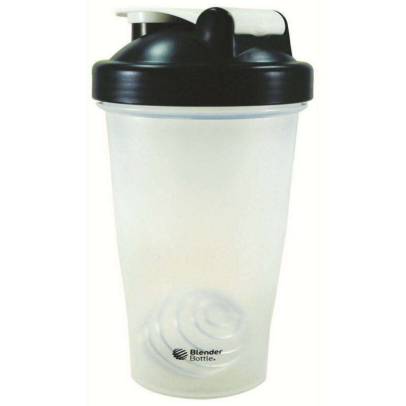 PROT02 Protein Shaker With Compartment - (printed with 1 colour(s))  (PROT02_OC)