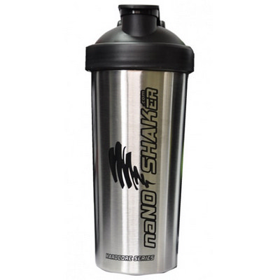 Metal Protein Shaker 750Ml