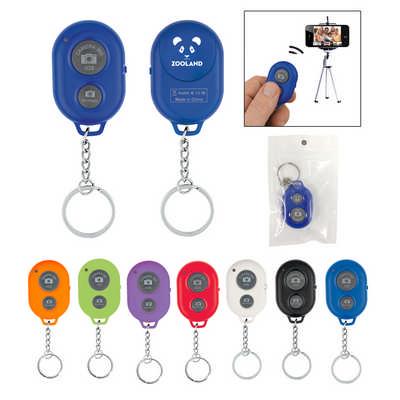 Selfie Keychain Remote