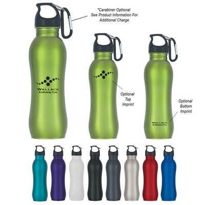 740Ml Stainless Steel Grip Bottle