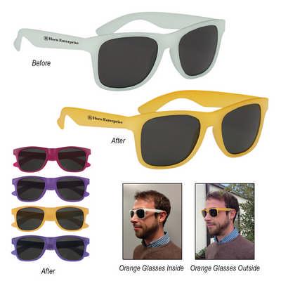 Colour Changing Malibu Sunglasses