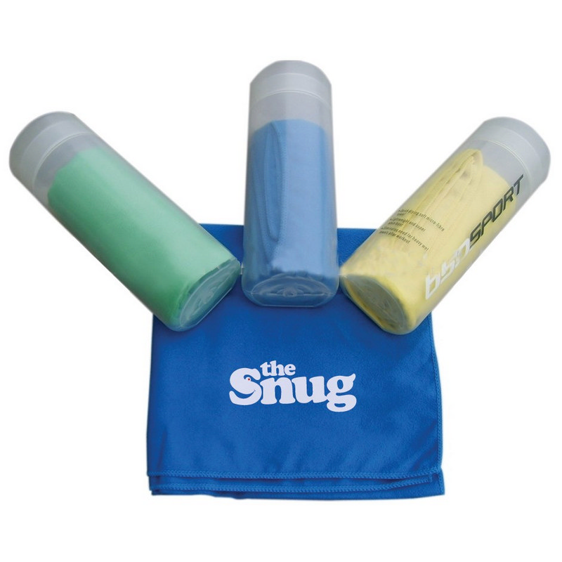 Chamois Sports Towel In Container