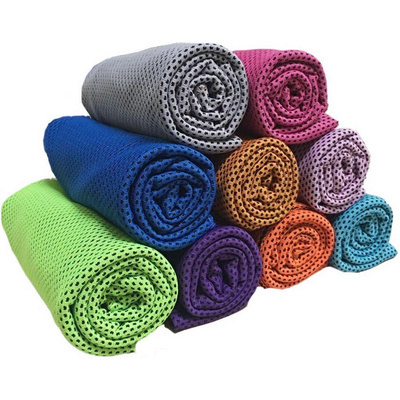 CLTL01 Cooling Towel Large - (printed with 1 colour(s))  (CLTL01_OC)