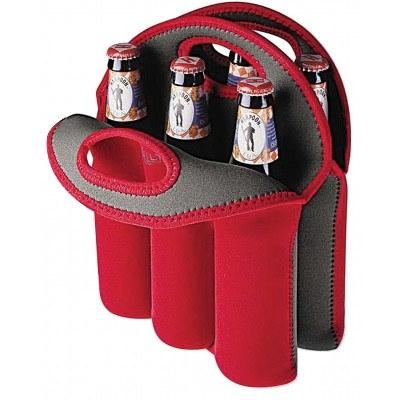 6 Bottle Stubby Cooler Holder