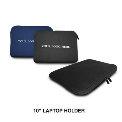 Neoprene 10 Inch Small Laptop Holder