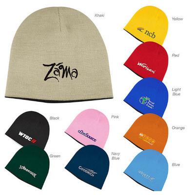 2-Tone Knit Cap