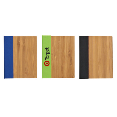 Bamboo Finish Note Book