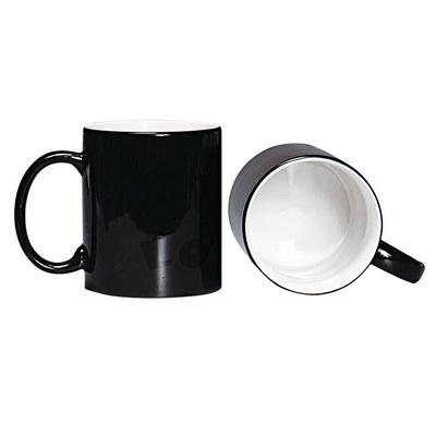 Ceramic Heat Sensitive Mug 11 Oz (Printed With Fu