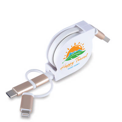 Fury 3 in 1 Cable