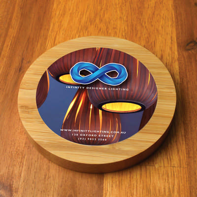 Bamboo Ranger Fast Wireless Charger