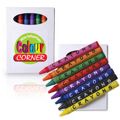 Dali Crayon Set