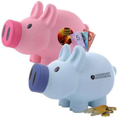 Priscilla / Patrick Pig Coin Bank
