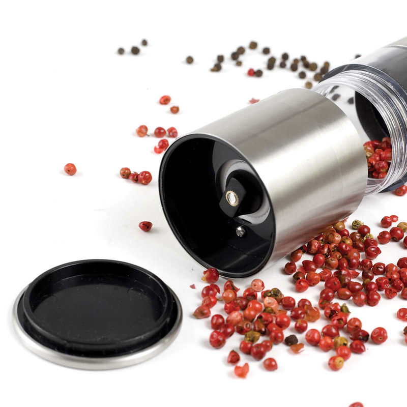 Napoli Salt & Pepper Grinder - (printed with 1 colour(s)) LL3350_LLPRINT