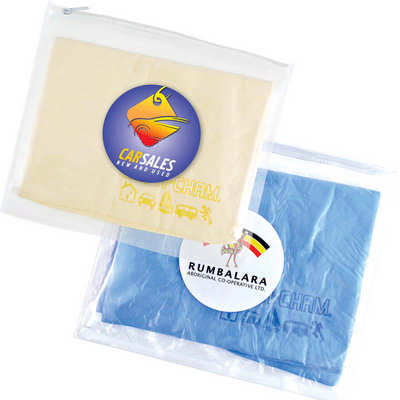 Supa Cham Chamois in Pouch