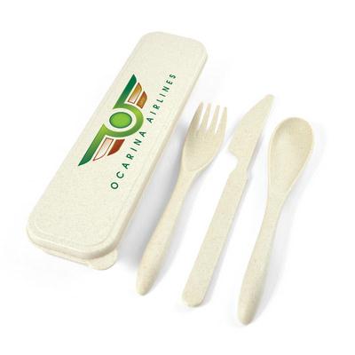 Delish Eco Cutlery Set