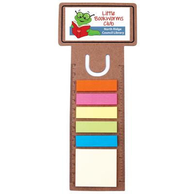Business Card Bookmark / Noteflag Ruler