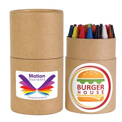 Da Vinci Crayon Set - (printed with 1 colour(s)) LL8905_LLPRINT