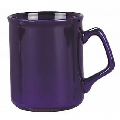 a'Flare Ceramic Stoneware Mugs - cobalt blue