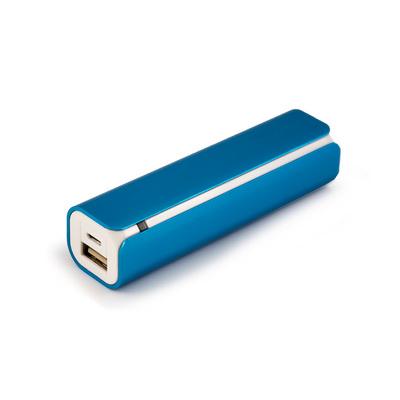 City Power Bank - 2600 mAh - Blue