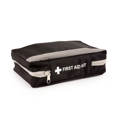 Adventurer First Aid Kit - BlackGrey FA010BG_MXM