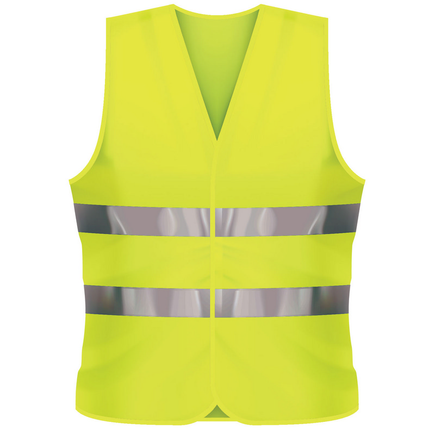 Fluro Vest XL - Yellow