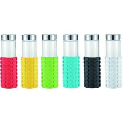 Sili Square Glass Bottle