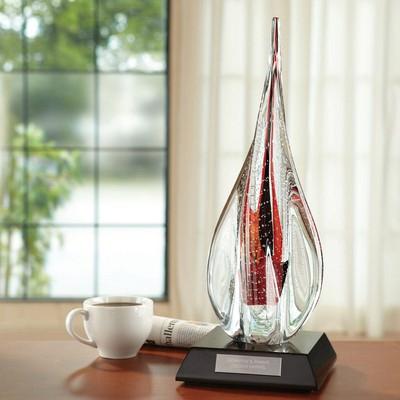 Aereator Art Glass Award