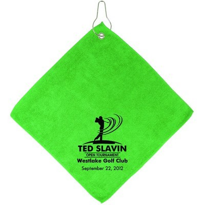 Augusta Microfibre Golf Towel