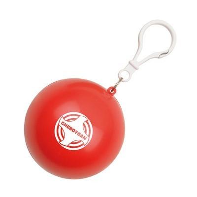 Pocket Ball Poncho